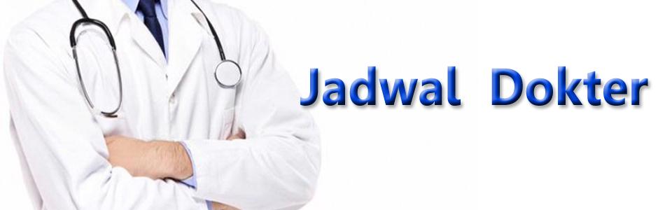 JADWAL PELAYANAN DOKTER